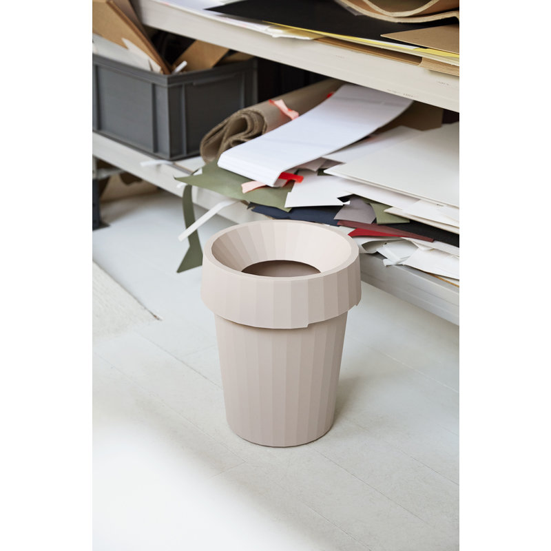 HAY-collectie Prullenbak Shade bin lichtroze 14 liter