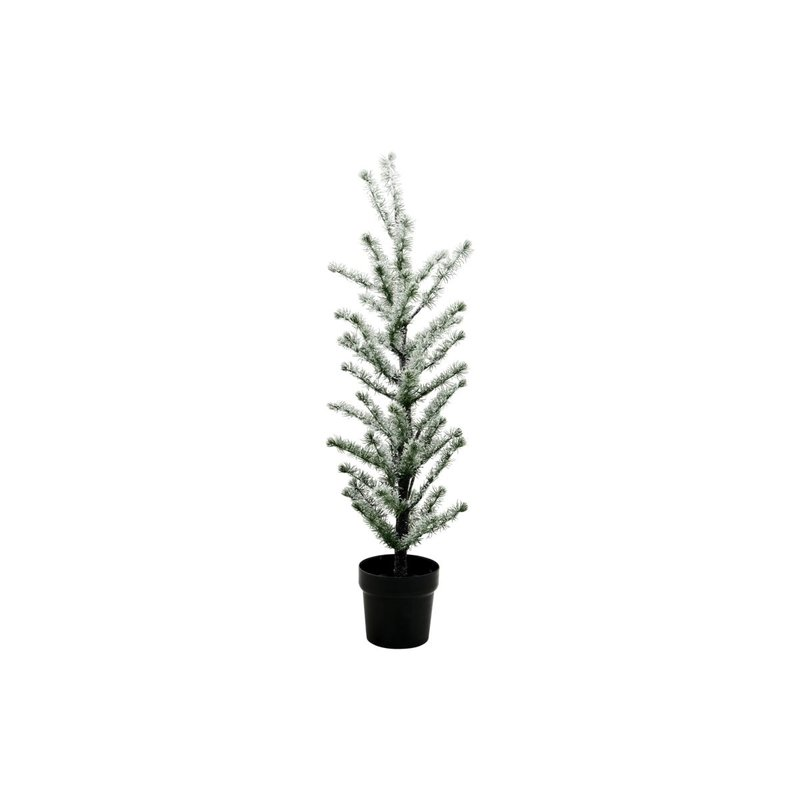 House Doctor-collectie Kerstboom Flocked w. 70 wire LED lights Natuur