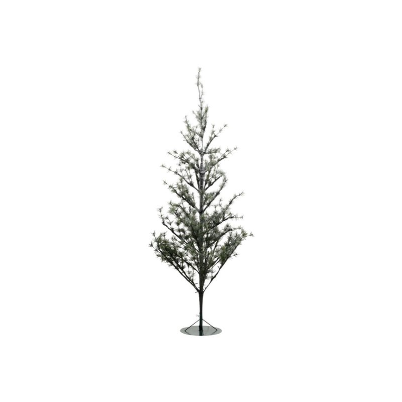 House Doctor-collectie Kerstboom W. 150 LED lights Natuur