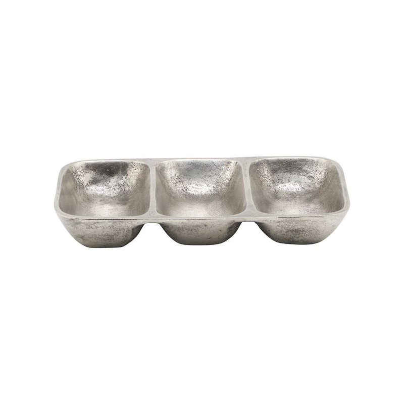 House Doctor-collectie Bowl, Topa, Antique metallic