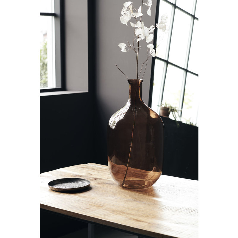House Doctor-collectie Vase, Tinka, Brown