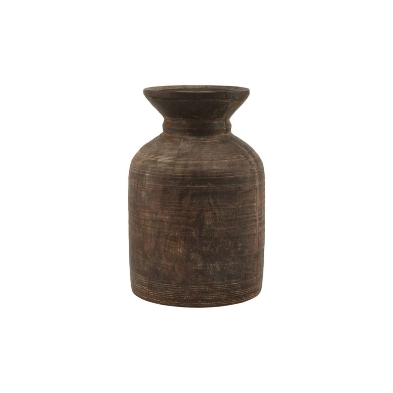 House Doctor-collectie Vase, Minu, Brown, Finish/Colour/Size may vary