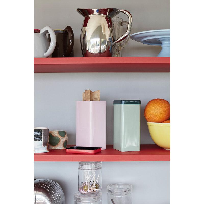 HAY-collectie Opbergblik Tin by Sowen Roze