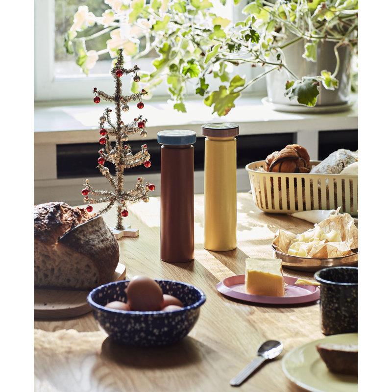HAY-collectie Zout en pepermolen Geel M