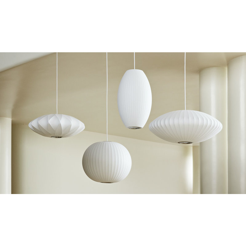 HAY-collectie Hanglamp Nelson ovaal L