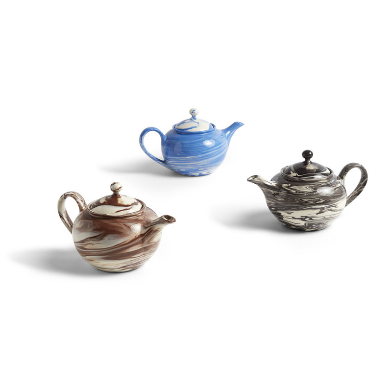 HAY-collectie Marbled Teapot