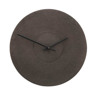 House Doctor Clock, Thrissur, Antique metallic, (Battery AA), Finish/Colour may vary