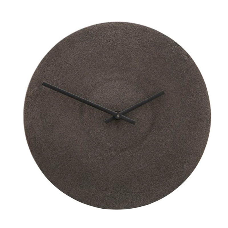 House Doctor-collectie Clock, Thrissur, Antique metallic, (Battery AA), Finish/Colour may vary
