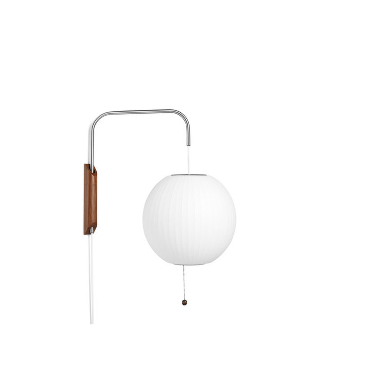 HAY-collectie Nelson Ball Wall Sconce Cabled S