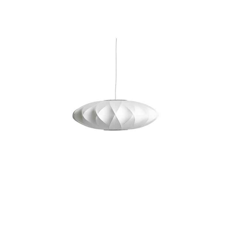 HAY-collectie Nelson Saucer Crisscross Bubble Pendant S