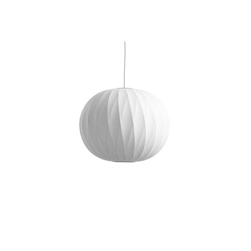 HAY-collectie Nelson Ball Crisscross Bubble Pendant M