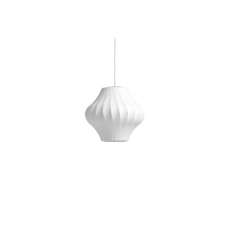 HAY-collectie Nelson Pear Crisscross Bubble Pendant S