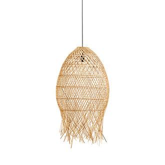 Nordal SIF lamp shade, rattan