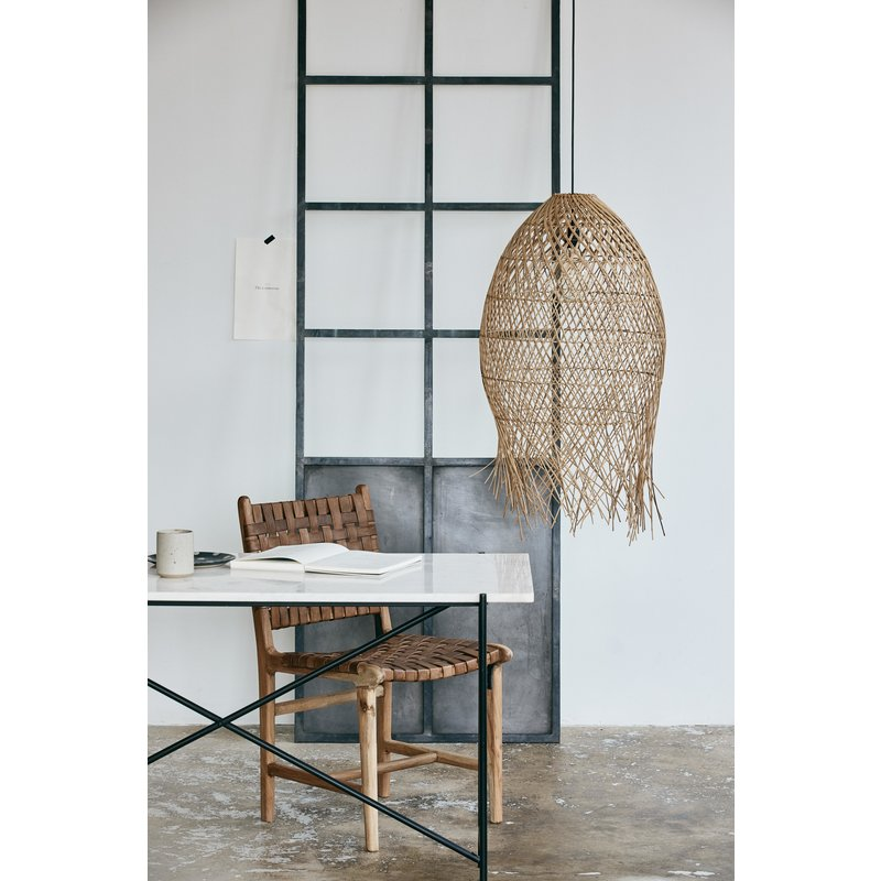 Nordal-collectie SIF lamp shade, rattan