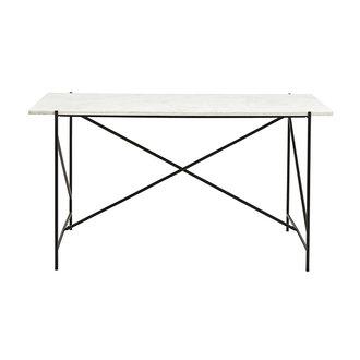 Nordal DEE desk, white marble