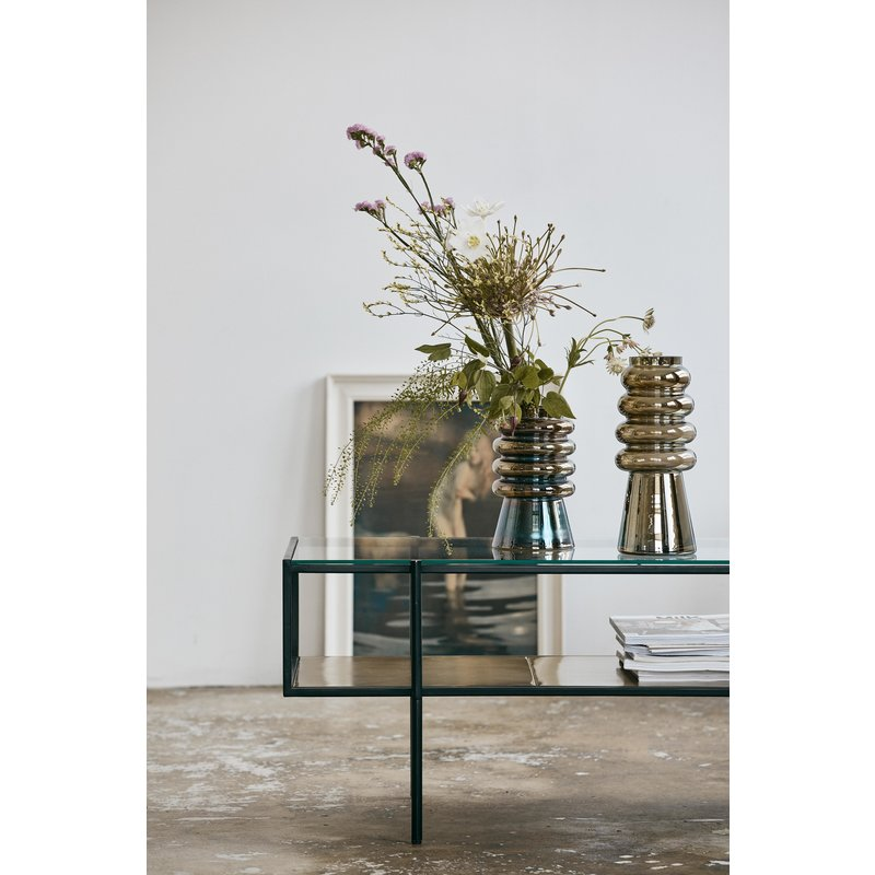 Nordal-collectie Salontafel PARANA glas L