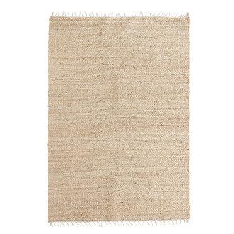 Nordal AVA hemp carpet, natural colour