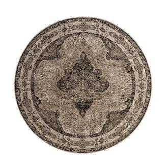 Nordal VENUS woven rug, dusty grey