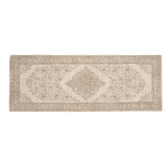 Nordal PEARL woven carpet, sand/beige