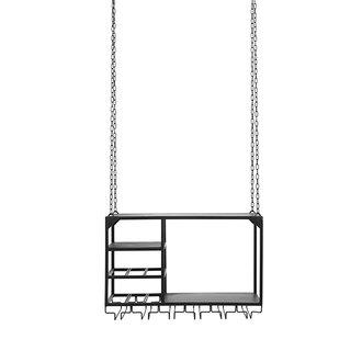 Nordal LOFT rack/shelf, S, black