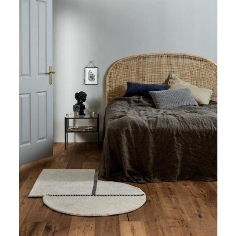 Nordal-collectie VELA cushion cover linen, sand