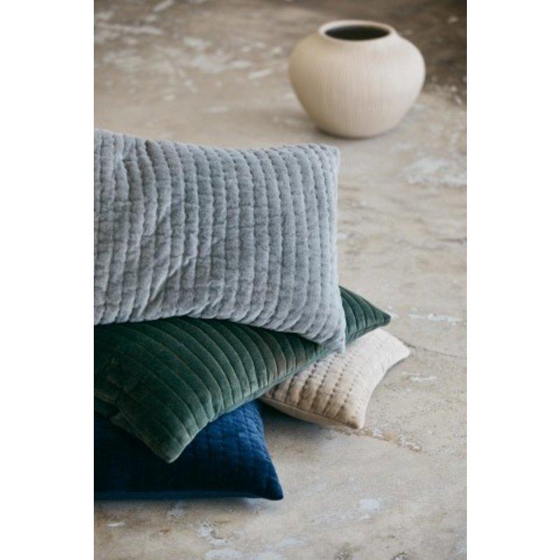 Nordal-collectie CASTOR cushion cover, sand velvet
