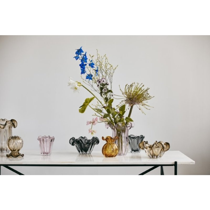 Nordal-collectie KATAJA vase, L, light pink
