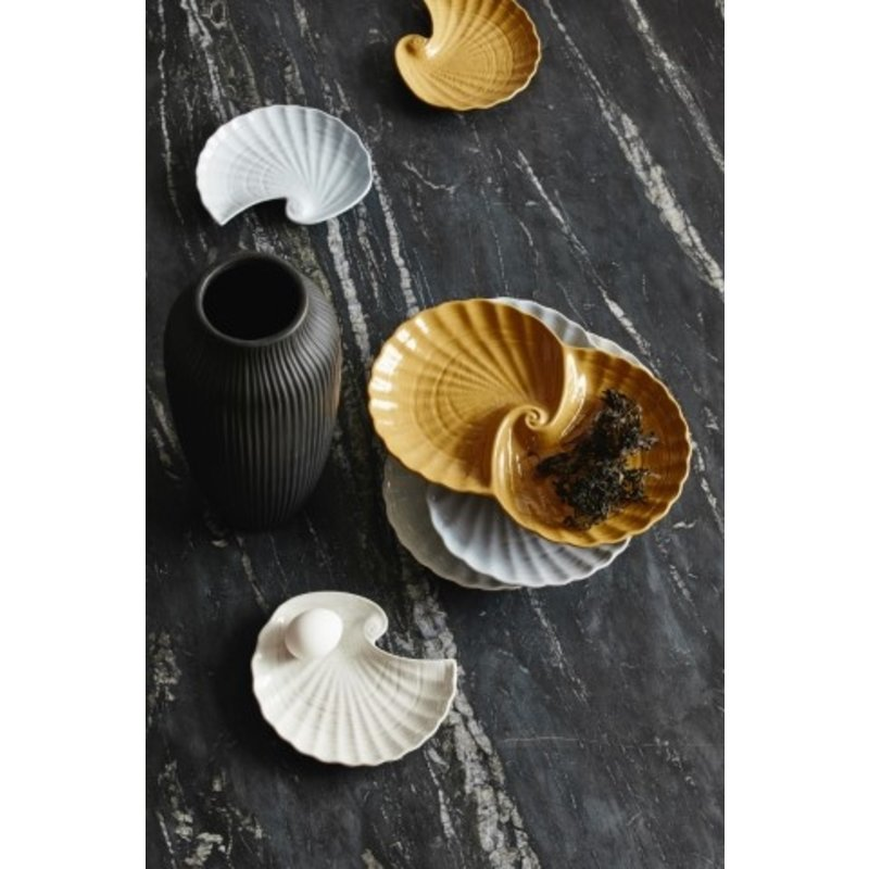 Nordal-collectie GULLFOSS tray, L, white