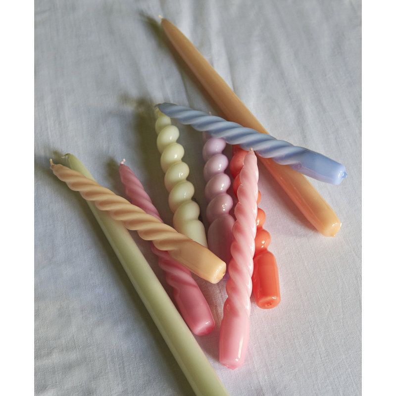 HAY-collectie Candle Twist Set of 6
