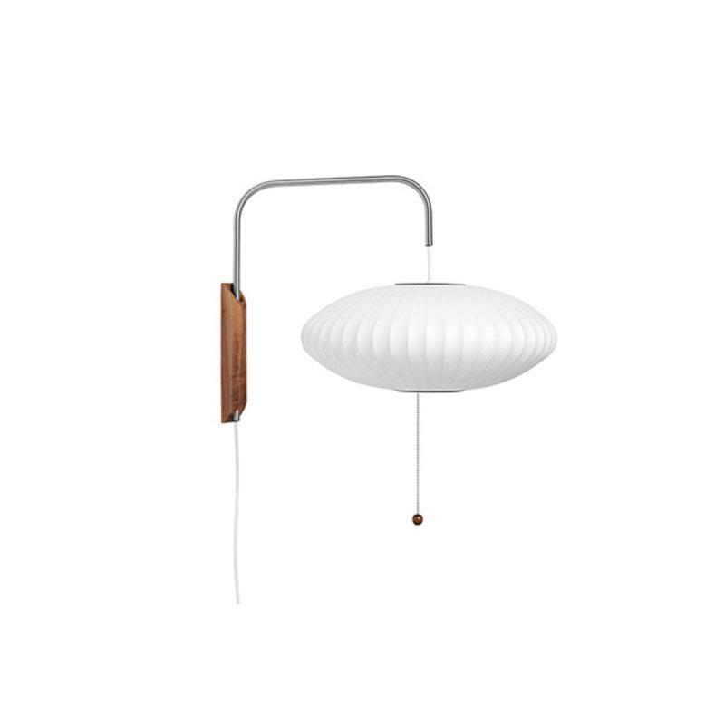HAY-collectie Wandlamp Nelson schotel S