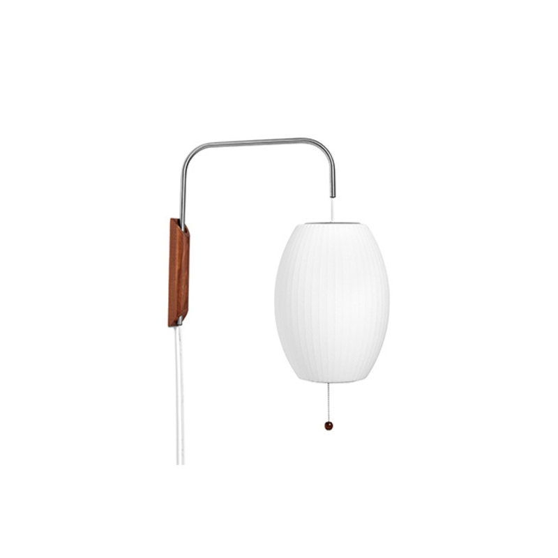 HAY-collectie Nelson Cigar Wall Sconce Cabled S