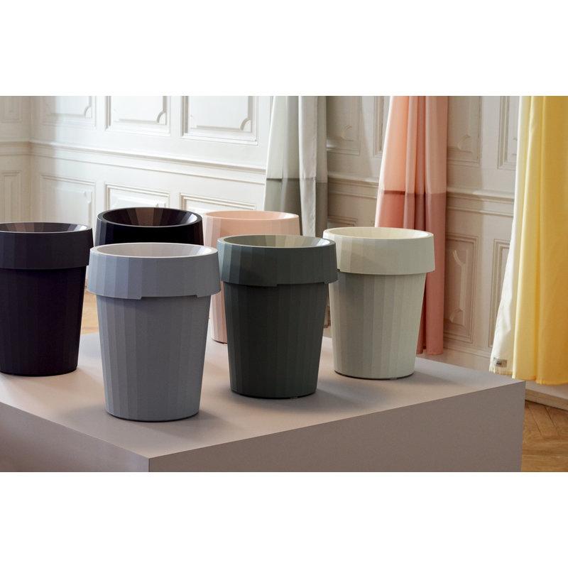 HAY-collectie Prullenbak Shade bin geel 14 liter