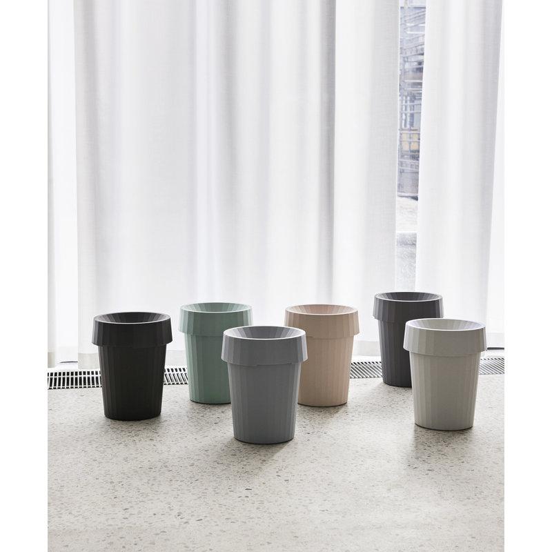 HAY-collectie Prullenbak Shade bin zwart 14 liter