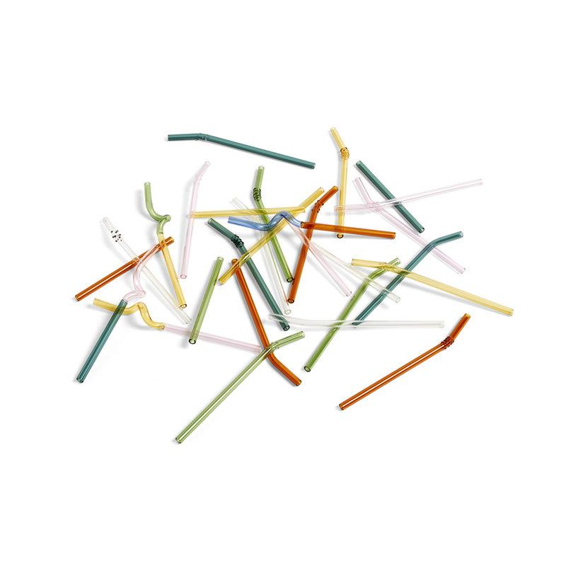 HAY-collectie Rietjes Sip Swirl 6 stuks