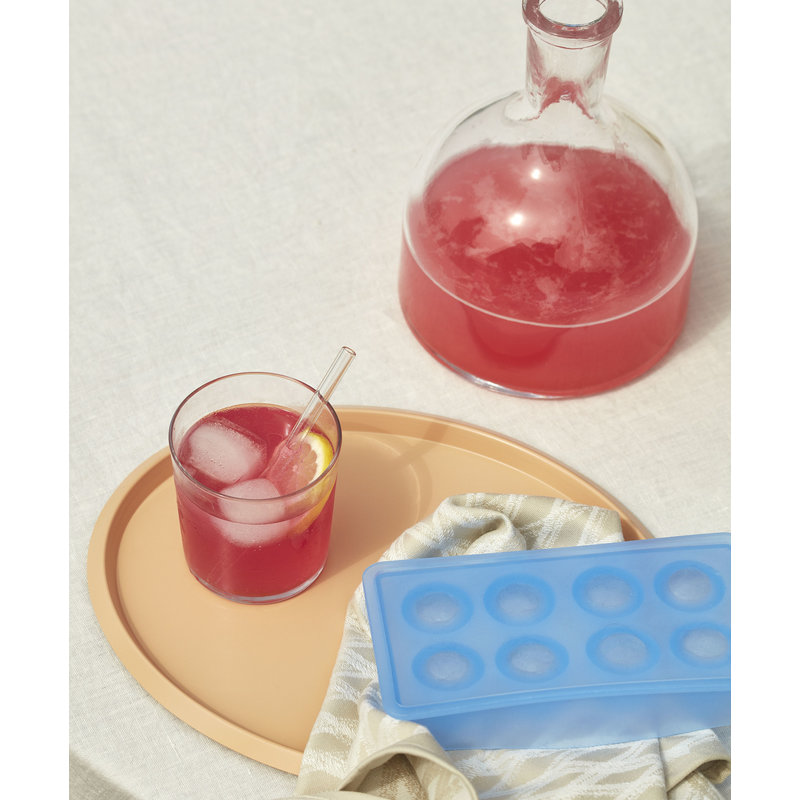 HAY-collectie Sip Cocktail Straw Set of 6