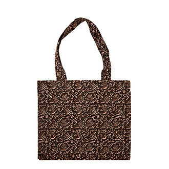 Madam Stoltz Printed tote bag