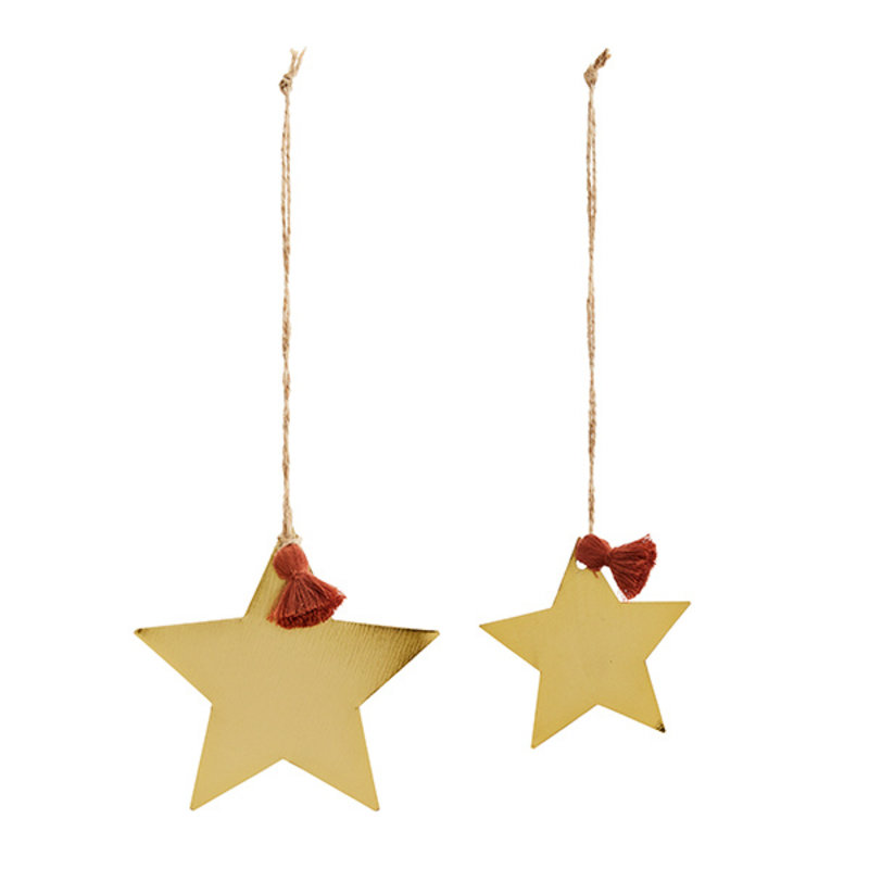 Madam Stoltz-collectie Hanging stars