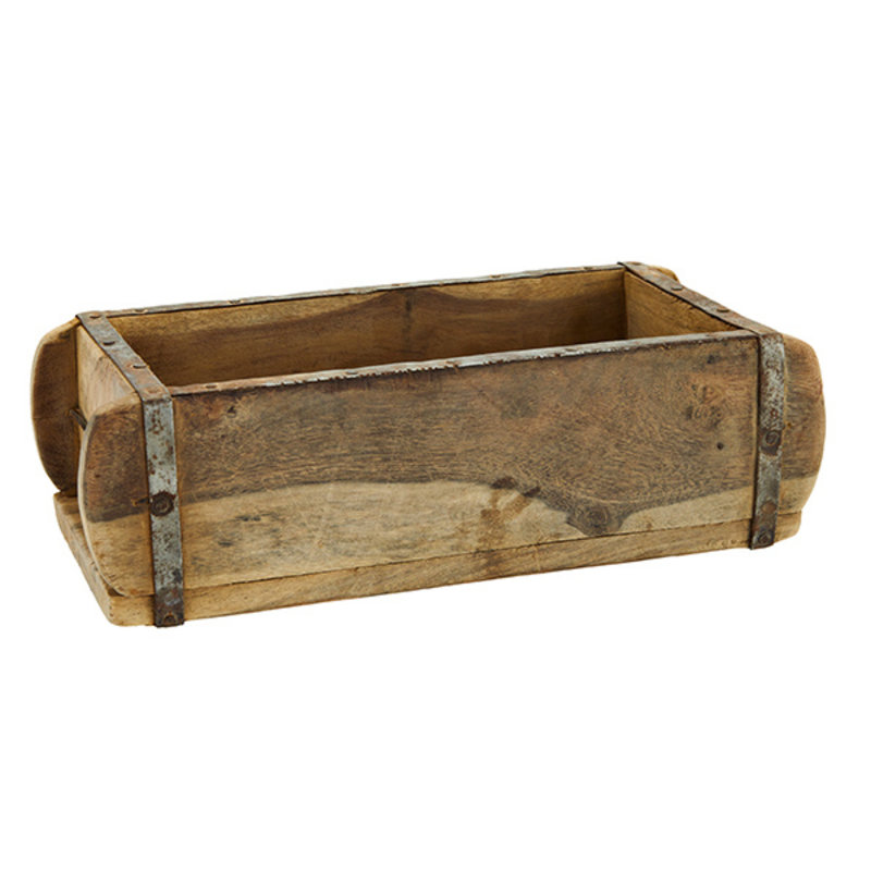 Madam Stoltz-collectie Recycled wooden brick mould