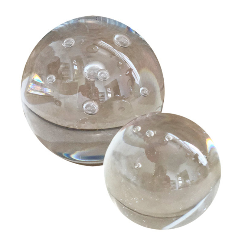 DEENS LOVES-collectie Vintage glass decoration ball large