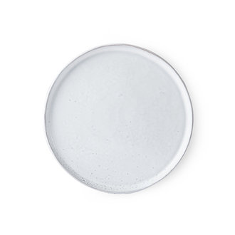 HKliving Bold & basic ceramics: breakfast plate