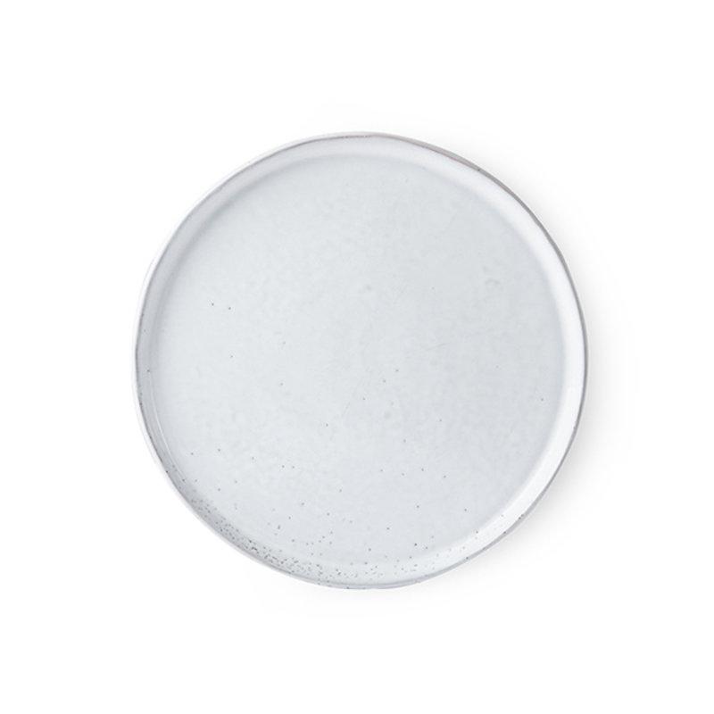 HKliving-collectie Bold & basic ceramics: breakfast plate