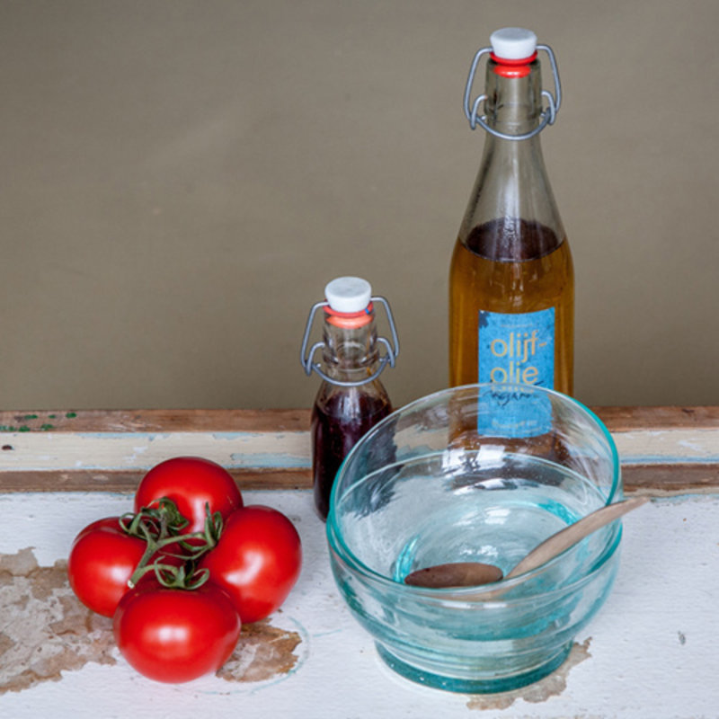 Household Hardware-collectie Glass bowl M