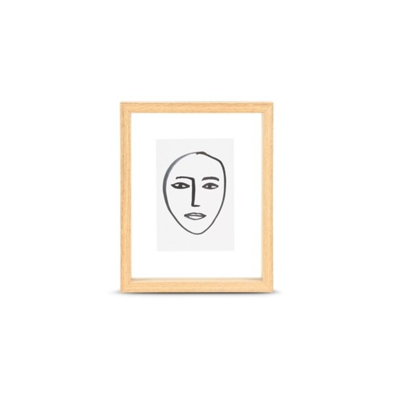 Urban Nature Culture-collectie Floating frame Aesthetic S, natural