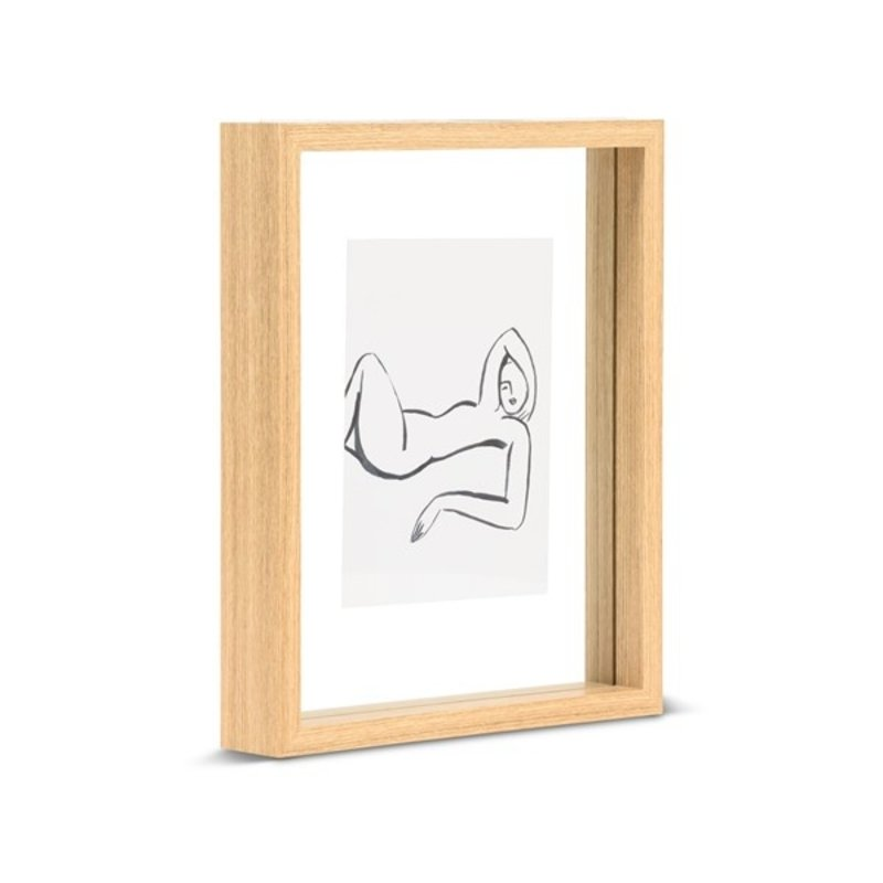 Urban Nature Culture-collectie Floating frame Aesthetic M, natural