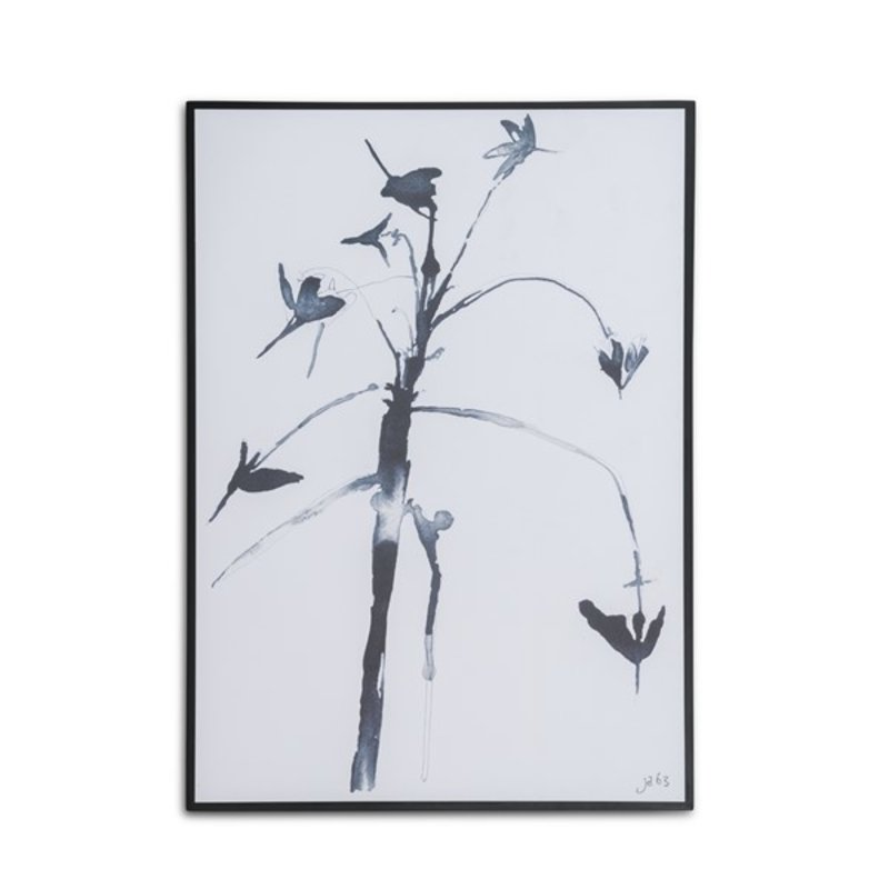 Urban Nature Culture-collectie Wall art BY JOHN BIESHEUVEL, blue