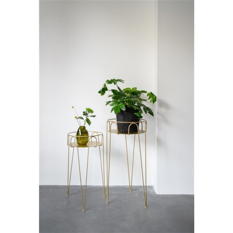 Urban Nature Culture-collectie Plant table L, gold