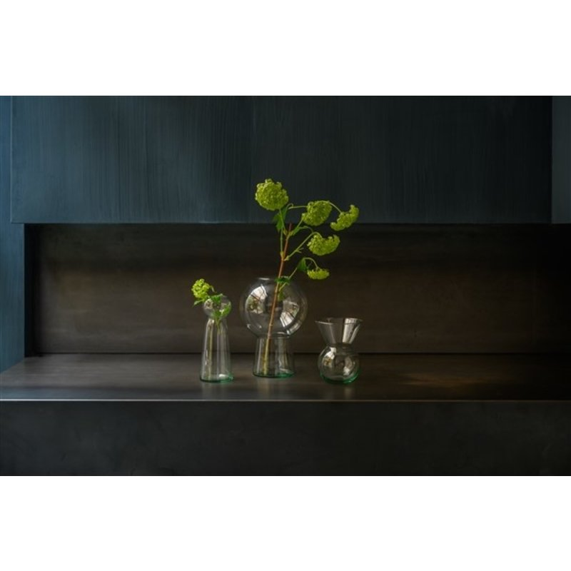 Urban Nature Culture-collectie Vaas recycled glas BY MIEKE CUPPEN S
