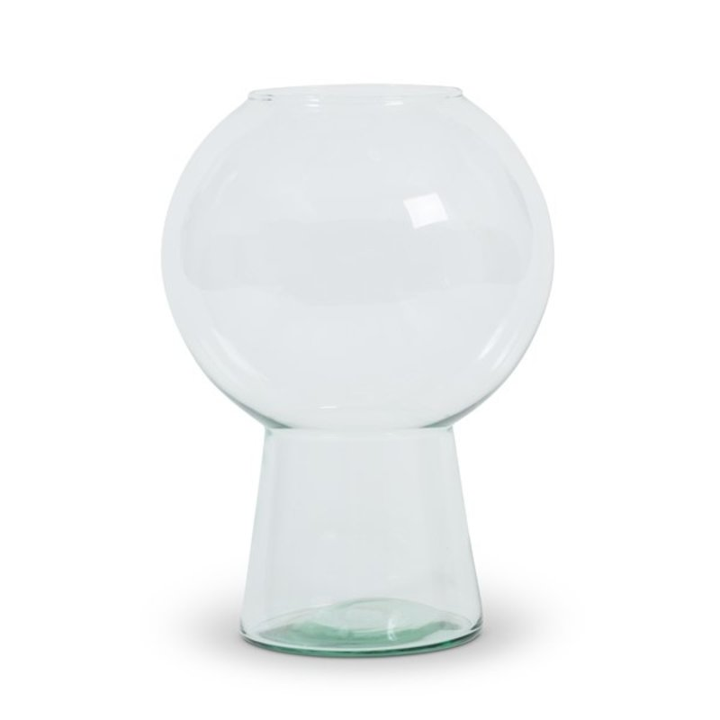 Urban Nature Culture-collectie Flower vase recycled glass BY MIEKE CUPPEN L