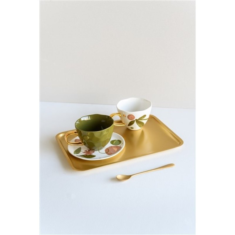 Urban Nature Culture-collectie Good Morning Serving Tray, gold
