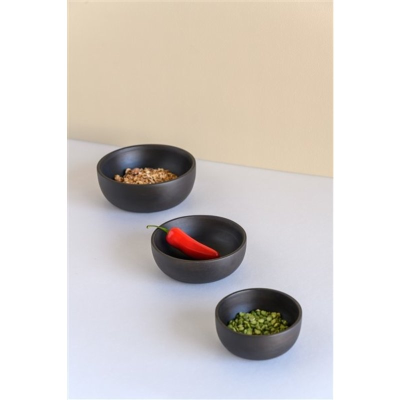 Urban Nature Culture-collectie Bowl mango Shizu s/3